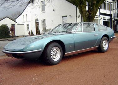 Lot 54-1971 Maserati Indy 4.7