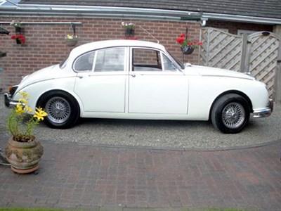 Lot 7 - 1963 Jaguar MK II 3.8 Litre