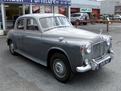 Lot 92-1960 Rover 100