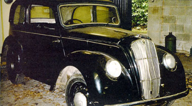 Lot 71-1946 Morris Eight Series E