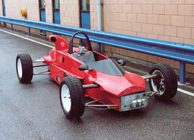Lot 34-1983 Laser Formula Ford Single Seater