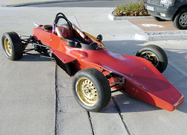 Lot 36-1976 Royale RP21 Single Seater