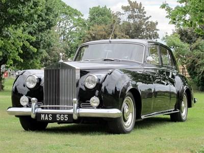 Lot 20-1961 Rolls-Royce Silver Cloud II