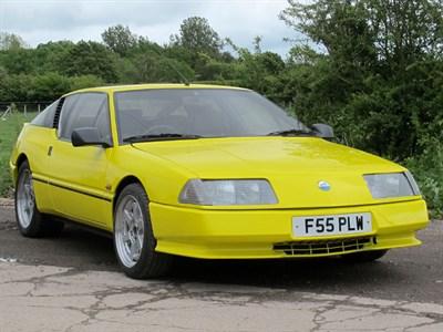 Lot 29 - 1989 Renault GTA V6 Turbo