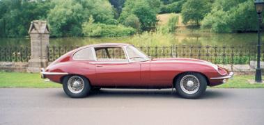 Lot 49-1969 Jaguar E-Type 4.2 2+2