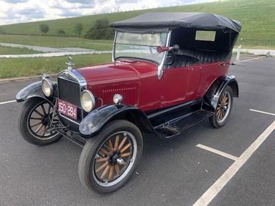 Lot 56-1926 Ford Model T Tourer
